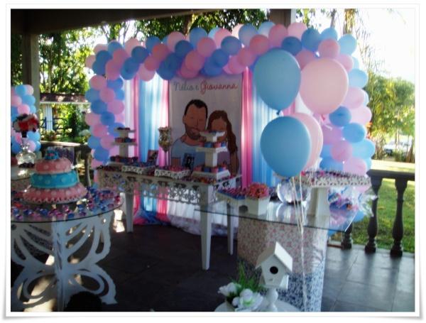 Festa Nélio e Giovanna - Rosa e Azul  Dsc00818