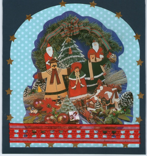 Cartão de Natal + Dicas de como fazer Natal010